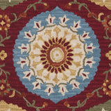 Surya Centennial CNT-1050 Cherry Hand Tufted Area Rug Sample Swatch