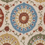 Surya Centennial CNT-1051 Rust Hand Tufted Area Rug Sample Swatch