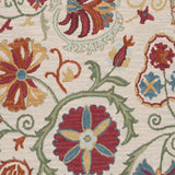 Surya Centennial CNT-1052 Moss Hand Tufted Area Rug Sample Swatch