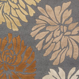 Surya Centennial CNT-1091 Tangerine Hand Tufted Area Rug Sample Swatch