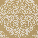 Surya Centennial CNT-1093 Gold Hand Tufted Area Rug Sample Swatch