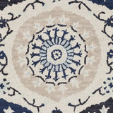 Surya Centennial CNT-1103 Navy Hand Tufted Area Rug Sample Swatch