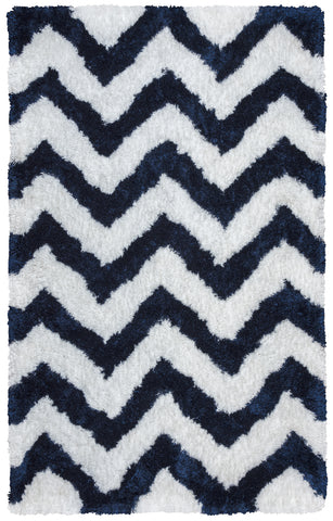 Rizzy Commons CO9495 Navy Area Rug