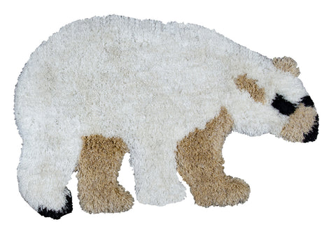 Rizzy Commons CO9928 White Area Rug