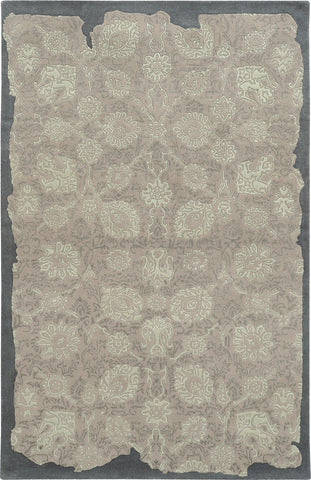 Pantone Universe Color Influence 45101 Grey/Green Area Rug main image