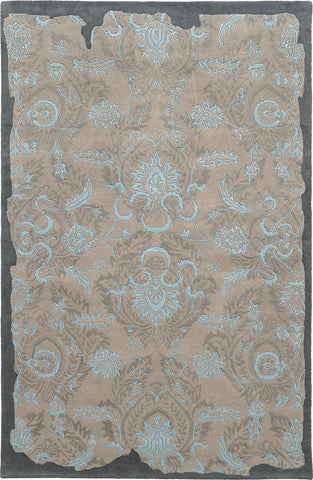 Pantone Universe Color Influence 45102 Grey/Blue Area Rug main image