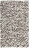 Surya Confetti CONFETT-6 Light Gray Area Rug 2' x 3'