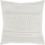 Cora COR003 Pillow by GlucksteinHome 20 X 20 X 5 Poly filled