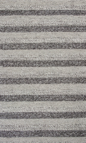 KAS Cortico 6158 Grey/White Landscape Hand Woven Area Rug