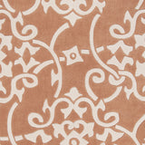 Surya Cosmopolitan COS-9050 Rust Hand Tufted Area Rug Sample Swatch