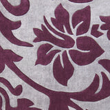 Surya Cosmopolitan COS-9195 Eggplant Hand Tufted Area Rug Sample Swatch