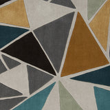 Surya Cosmopolitan COS-9199 Grey Hand Tufted Area Rug Sample Swatch