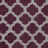 Surya Cosmopolitan COS-9228 Violet Hand Tufted Area Rug Sample Swatch