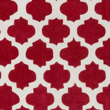 Surya Cosmopolitan COS-9238 Cherry Hand Tufted Area Rug Sample Swatch