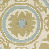 Surya Cosmopolitan COS-9272 Hand Tufted Area Rug Sample Swatch