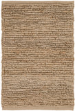 Surya Continental COT-1931 Taupe Area Rug 2' x 3'