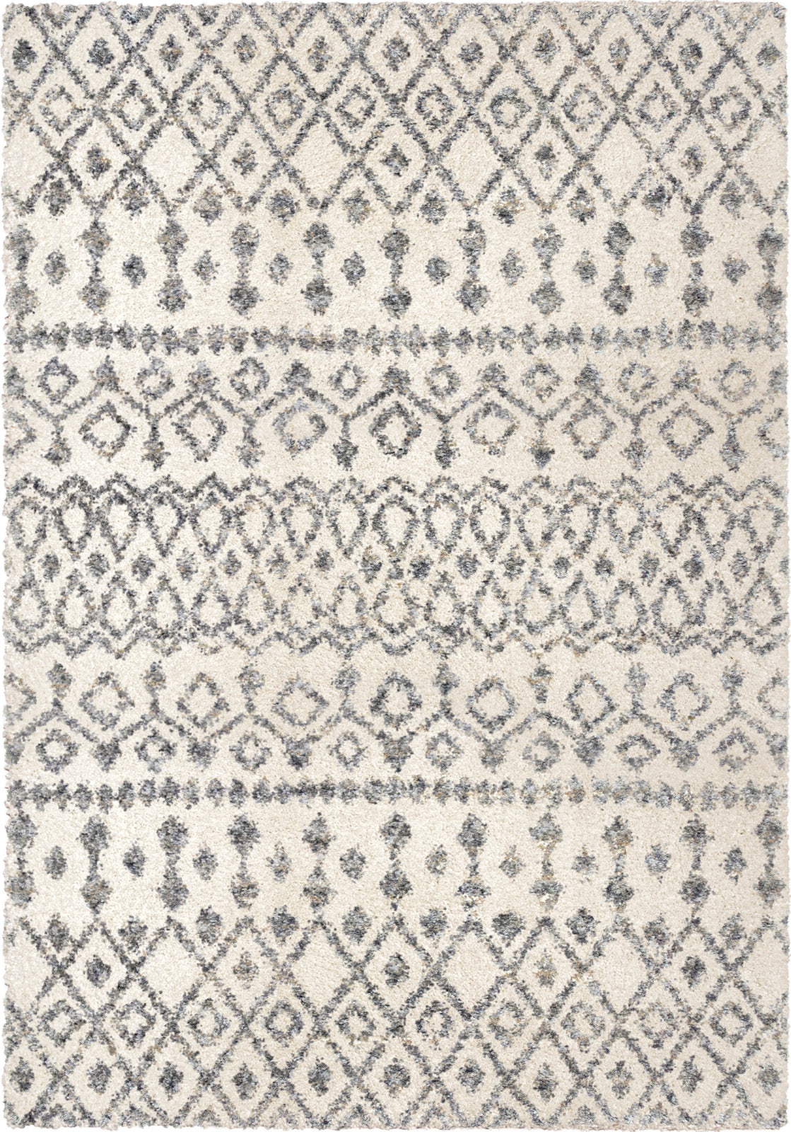 Orian Rugs Cotton Tail Nardik Soft White Area Rug by Palmetto Living main image