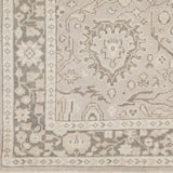 Surya Cappadocia CPP-5005 Light Gray Hand Knotted Area Rug Sample Swatch