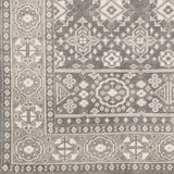 Surya Cappadocia CPP-5011 Grey Hand Knotted Area Rug Sample Swatch