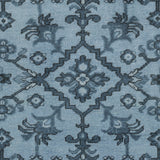 Surya Cappadocia CPP-5013 Denim Hand Knotted Area Rug Sample Swatch