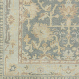 Surya Cappadocia CPP-5020 Medium Gray Hand Knotted Area Rug Sample Swatch