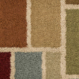 Surya Concepts CPT-1733 Khaki Area Rug Sample Swatch