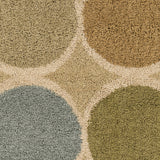 Surya Concepts CPT-1739 Camel Area Rug Sample Swatch