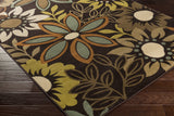 Artistic Weavers Crete Astrid Brown Multi Area Rug Corner Shot