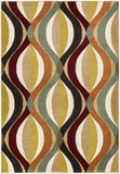 Artistic Weavers Crete Thea Brown Multi Area Rug main image