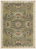 Artistic Weavers Crete Rowan Green Multi Area Rug main image
