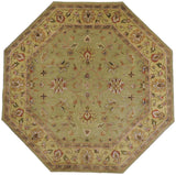 Surya Crowne CRN-6001 Olive Area Rug 8' Octagon