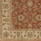 Surya Crowne CRN-6002 Area Rug 1'6'' X 1'6'' Sample Swatch