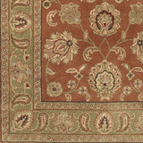 Surya Crowne CRN-6019 Area Rug 1'6'' X 1'6'' Sample Swatch