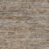 Surya Crusoe CRU-2003 Medium Gray Hand Knotted Area Rug Sample Swatch