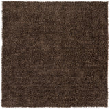 Surya Croix CRX-2991 Dark Brown Area Rug 8' Square
