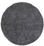 Surya Croix CRX-2992 Silver Gray Area Rug 8' Round