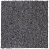 Surya Croix CRX-2992 Silver Gray Area Rug 8' Square