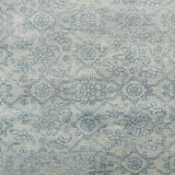 Surya Cheshire CSH-6011 Teal Hand Knotted Area Rug Sample Swatch