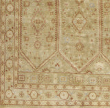 Surya Castle CSL-6001 Olive Hand Knotted Area Rug Sample Swatch