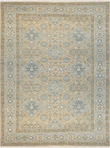 Surya Castle CSL-6009 Beige Light Gray Khaki Medium Cream Area Rug main image