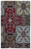 Rizzy Country CT0909 Multi Area Rug