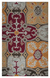 Rizzy Country CT1015 Multi Area Rug