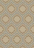 Mayberry City CT3712-Trendsetter Ivory Area Rug