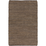 Surya Country Jutes CTJ-2041 Beige Area Rug by Living 5' x 8'