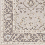Surya Castille CTL-2000 Taupe Hand Tufted Area Rug Sample Swatch