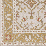 Surya Castille CTL-2001 Light Gray Hand Tufted Area Rug Sample Swatch