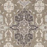 Surya Castille CTL-2006 Taupe Hand Tufted Area Rug Sample Swatch