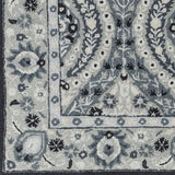 Surya Castille CTL-2009 Medium Gray Hand Tufted Area Rug Sample Swatch