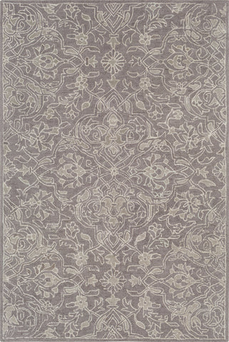 Surya Castille CTL-2018 Medium Gray Light Area Rug main image