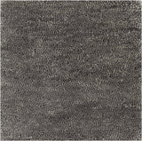 Surya Cotswald CTS-5002 Charcoal Hand Woven Area Rug 16'' Sample Swatch